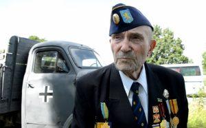 Awarding Mykhailo Mulyk the Title of Hero of Ukraine