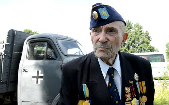 Awarding Mykhailo Mulyk the Title of Hero of Ukraine!