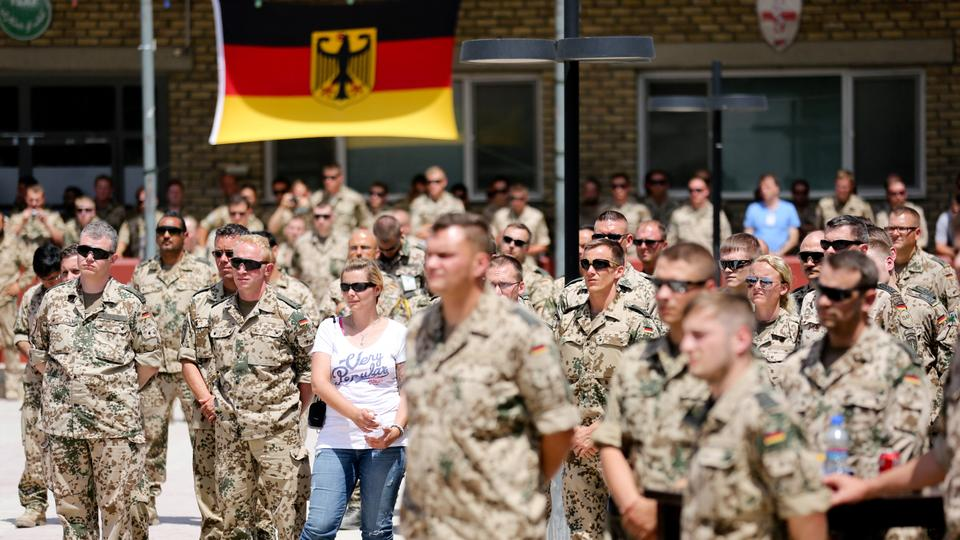 Bundeswehr Bundeswehr breakdown: