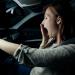 nearly sleeping driving woman in the night