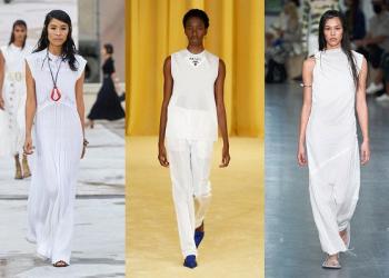 اتجاهات الموضة لربيع وصيف 2021