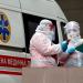 اصابات جديدة بفايروس كورونا في اوكرانيا