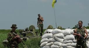 القوات الروسية تنتهك وقف اطلاق النار 5 مرات في دونباس