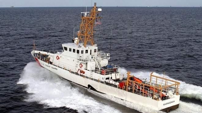 الولايات المتحدة تختبر جزيرة القارب للقوات المسلحة الاوكرانية