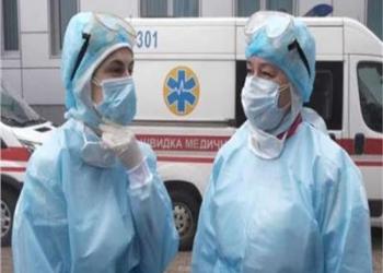 اوكرانيا اقل عدد اصابات منذ اشهر