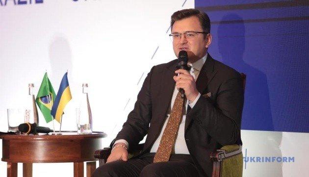 اوكرانيا تسعى لتعزيز شراكتها الاستراتيجية مع امريكا