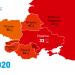 اوكرانيا تصعد الى المركز 117 عالميا