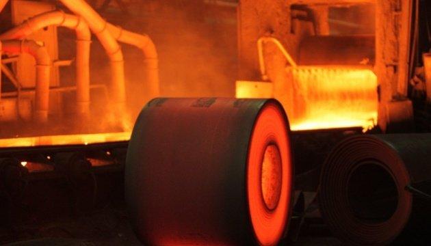 اوكرانيا تصعد الى المركز 9 عالميا في إنتاج الحديد