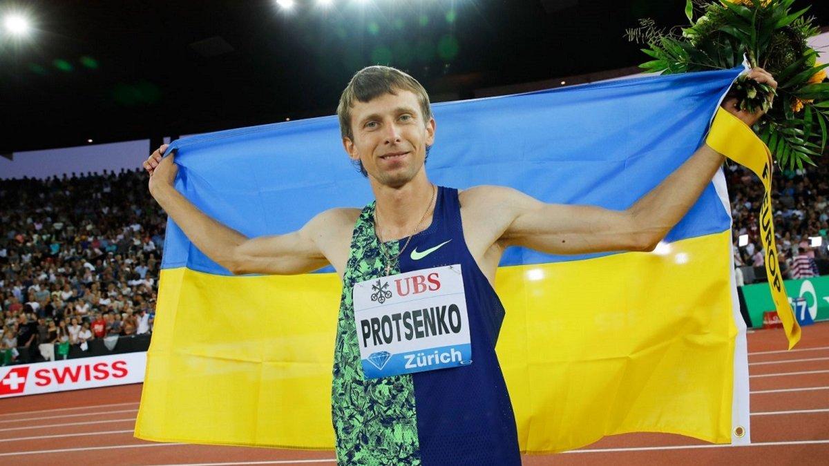 بروتسينكو يحقق نصرا مهما لاوكرانيا في الوثب العالي