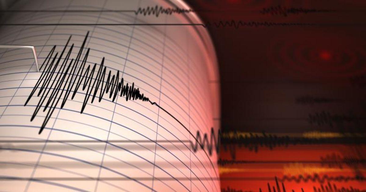 زلزال في منطقة لفيف
