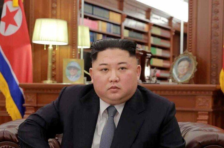 الرئيس الكوري كيم جونغ اون