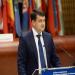 رئيس البرلمان الأوكراني دميترو رازومكوف