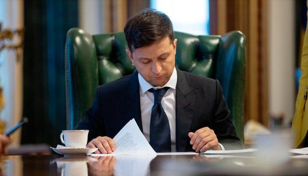 زيلينسكي يقدم رئيس أكاديمية العلوم إلى مجلس الأمن القومي والدفاع