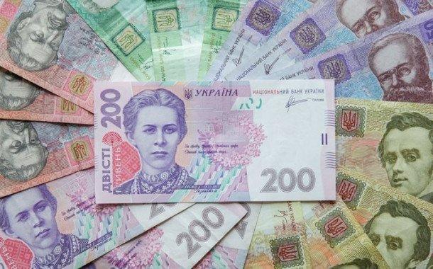 سعر الصرف للعملات مقابل الهريفيا