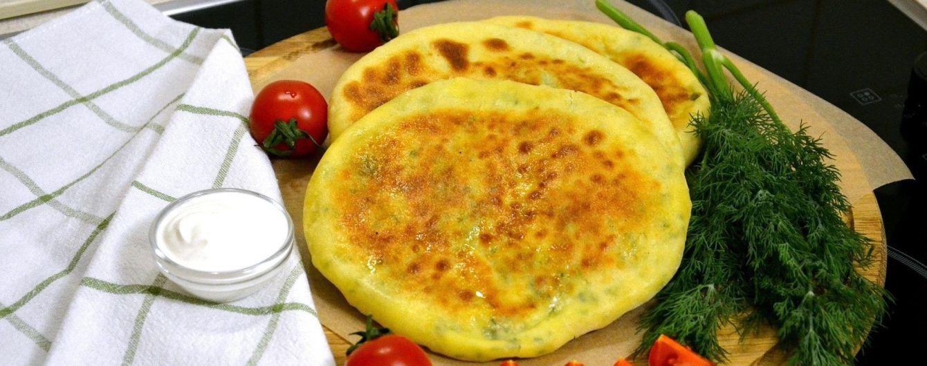 طريقة عمل خبز الخاتشابوري مع الجبن