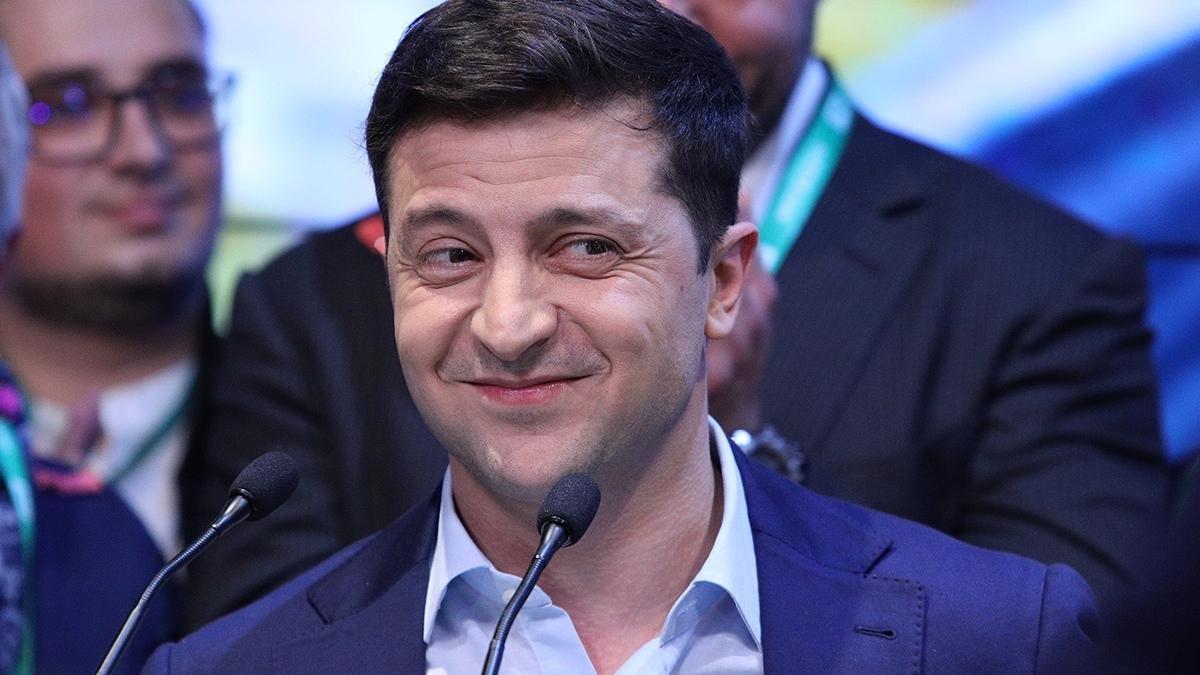 عيد ميلاد فولوديمير زيلينسكي