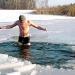 مخاطر الغوص في الجليد