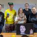 مهندسو اوكرانيا الشباب