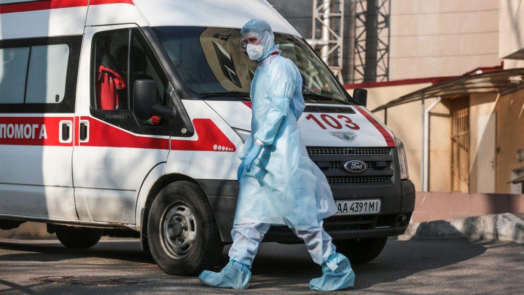 اخبار غريبة من اوكرانيا خلال الاسبوع الماضي مع الحجر الصحي 1