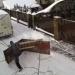اختراع طريقة غير معتادة لتنظيف الشوارع من الثلج بالقرب من كييف: فيديو مثير للفضول