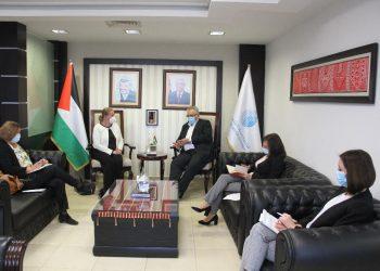 اخر مستجدات القطاع المائي في فلسطين