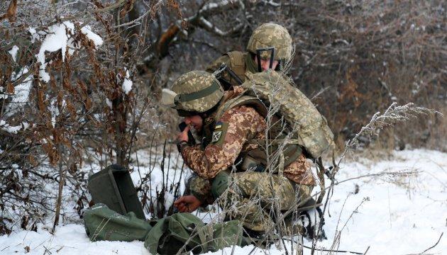 اطلاق النار بالقرب نوفوميخايلفكا