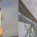 اطلاق اول صاروخ يعمل في الوقود الحيوي