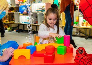افتتاح متحف الطفولة في دنيبرو