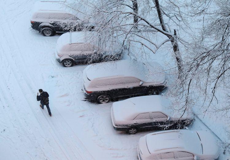 الاحوال الجوية في اوكرانيا اليوم 12 فبراير... وثلوج في الغرب