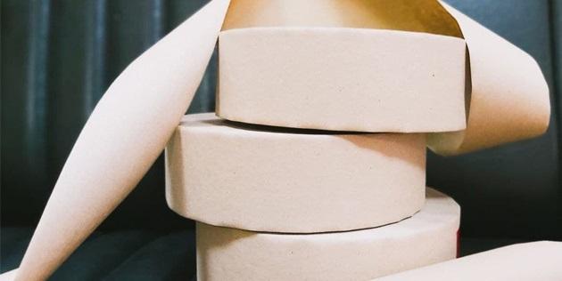 البدء في انتاج الورق المعاد التدوير عبر مصنع ورق في منطقة خاركيف