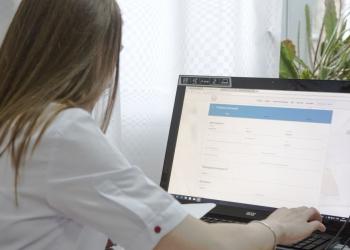 البرلمان يوافق على ادخال المستشفيات الإلكترونية في اوكرانيا