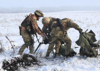 الحرب في دونباس