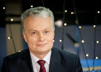 الرئيس الليتواني جيتاناس ناوسيدا