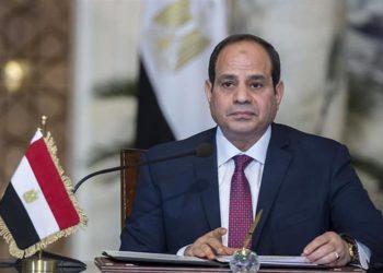 السيسي يؤكد على تطوير العلاقات المصرية الباكستانية