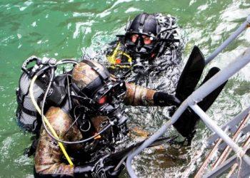 القوات البحرية تجري تدريبا مكثفا في البحر الاسود