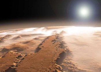 المسبار الصيني يصل مدار المريخ