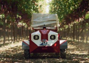 الولايات المتحدة تطور حاملة روبوت لمساعدة المزارعين على الحصاد