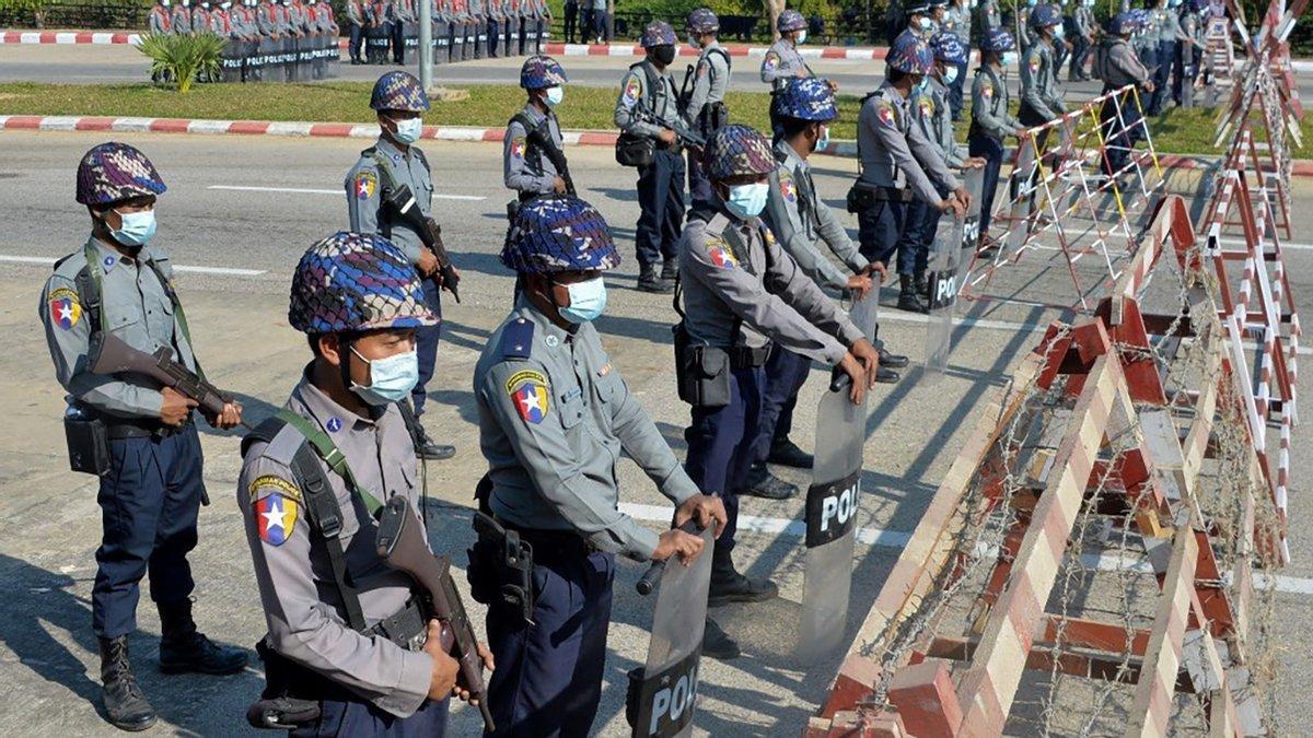 انقلاب عسكري في ميانمار وحالة طوارئ في البلاد لمدة عام