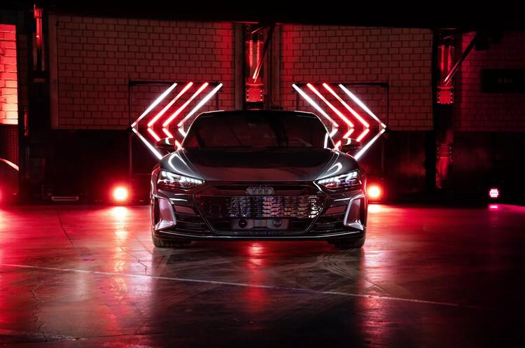 اودي تطرح سيارة كهربائية ستكون طفرة في عالم السيارات