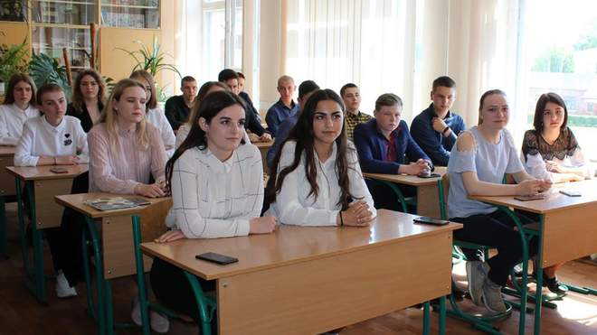 اوكرانيا تقرر عدم تسجيل الطلاب في صفوف 10-11 لعام 2021