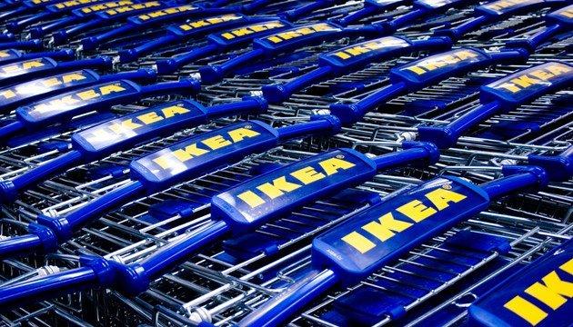 ايكيا تفتح متجرها في اوكرانيا