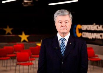 بوروشنكو يدعو الى الغاء ترخيص قناة ناش التلفزيونية