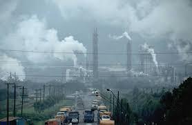 تأثير تلوث الهواء على الرؤية الواضحة