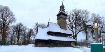 تحويل اقدم كنيسة خشبية في ترانسكارباثيا الى متحف