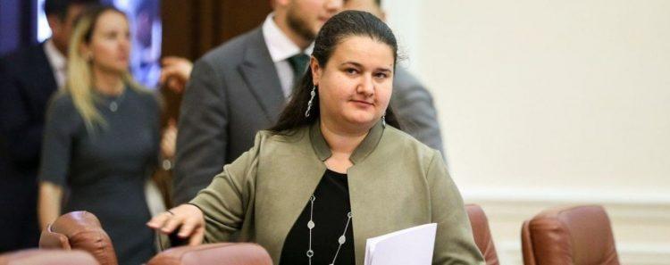 تعيين ماركاروفا سفيرة لاوكرانيا في الولايات المتحدة