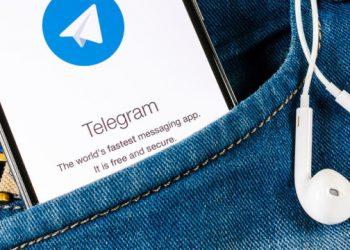 توقف برنامج تلغرام في اوكرانيا