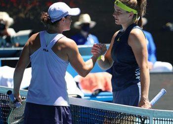خسارة اول مضرب في العالم في ربع نهائي بطولة استراليا المفتوحة