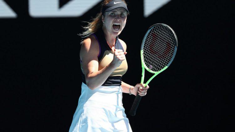 سفيتولينا تبدا رحلتها في بطولة أستراليا المفتوحة بخوض مباراة صعبة
