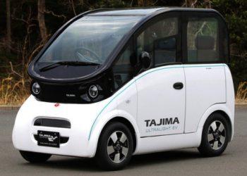 شركة مصفاة يابانية تطور سيارة كهربائية