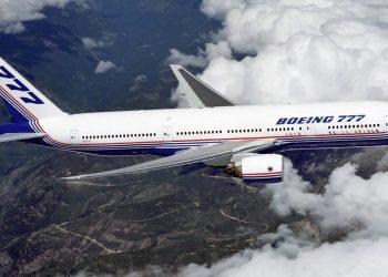 طائرة بوينج 777 الامريكية